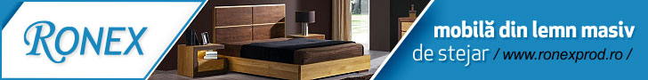 magazin online RONEX mobila lemn masiv