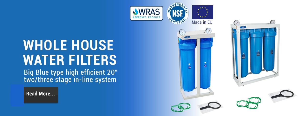 produse filtrare tratare dedurizare sterilizare apa potabila