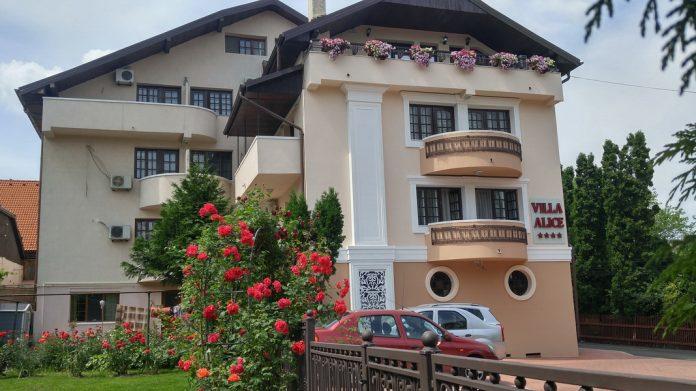 Villa Alice – o locație foarte bine cotată pe site-urile de profil