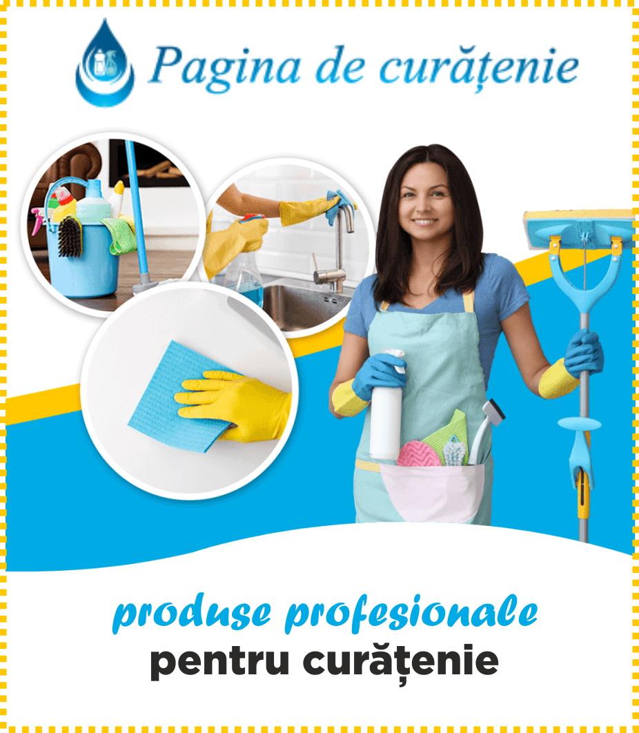 produse profesionale pentru curatenie brasov